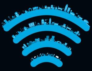 We can do Wi-Fi whether it is in a small home office, a large building or an entire city block.