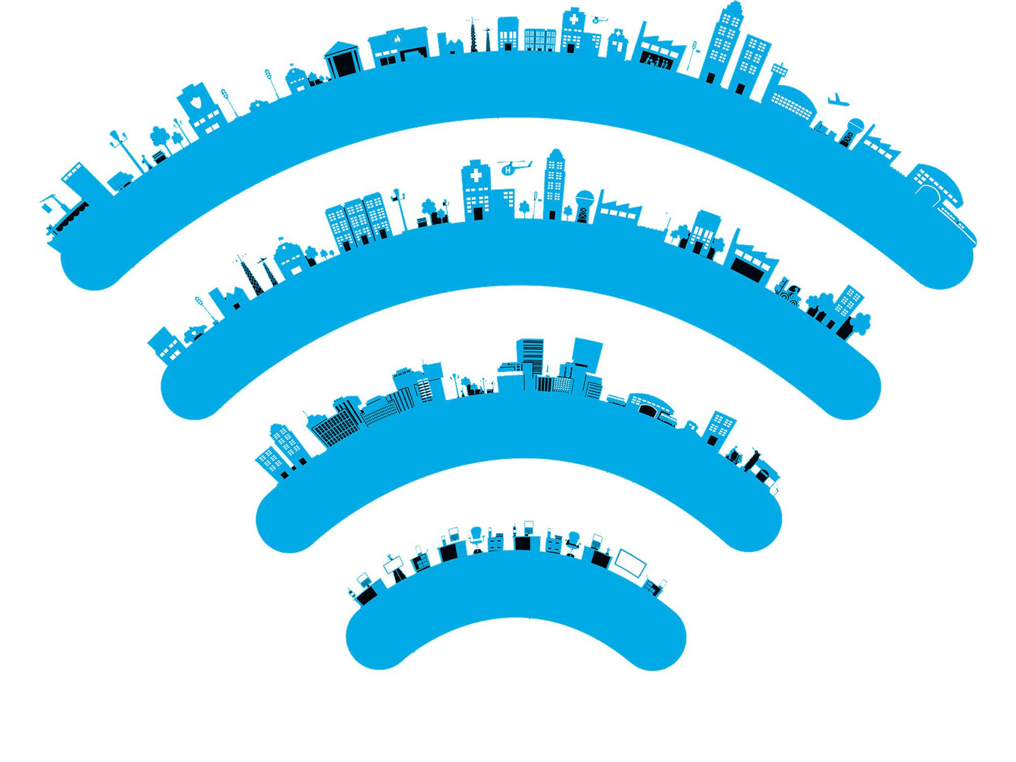 We Can Come Up With A Wi Fi Solution Whether It Is In A Small Home Office,  A Large Building Or An Entire City Block.
